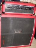 Guitar Research Tube Amp Half Stack
