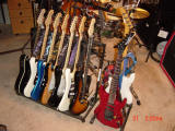 Jasongs Recording Studio - Guitars available for use!