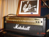 Owned & played by Robin Trower for 20 years during US Tours! Marshall JCM800 100 Watt Head Model 1959 - RARE!