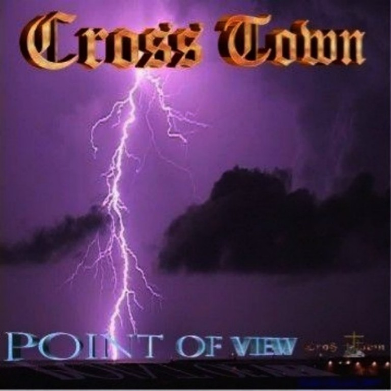 CrossTown's Debut CD on Alethea Records - POINT OF VIEW