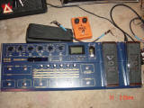 VOX ToneLab SE, very rare! Multi Amp/Cabinet/effects modeler with Volume control and assignable pedal controller!